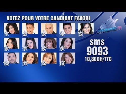 Studio 2M - Prime 3: Vote pour les candidats