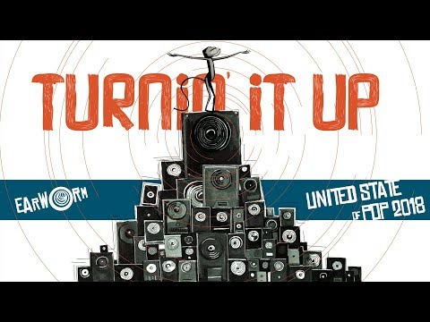 DJ Earworm - United State of Pop 2018 (Turnin' It Up)