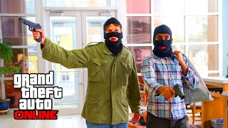 "GTA 5 Online Heist ""1.18 Update"" DLC Confirmed! Heist"