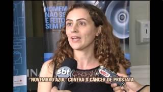 Lan�ada a campanha Novembro Azul contra o c�ncer de pr�stata
