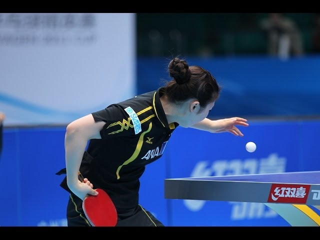 German Open 2013 Highlights: Ai Fukuhara vs Sabine Winter