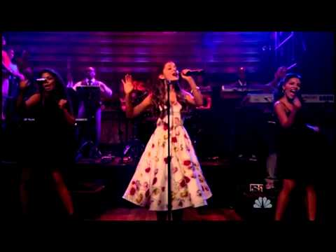 Ariana Grande Ft. Mac Miller - The Way (Live on LN/w Jimmy Fallon - 14/06/2013) Download MP3