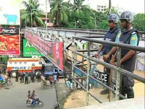 Bangladesh Police bans all rallies in the capital fearing violence