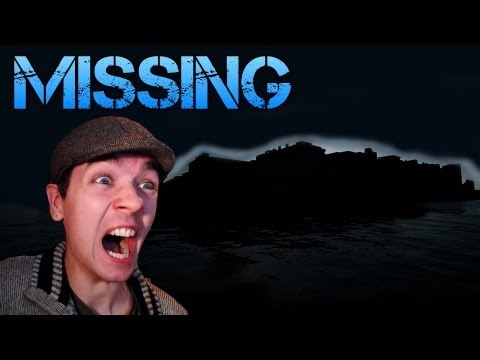 Missing the Distant Island | BEST JUMPSCARE EVER | Indie Horror Game - Commentary/Face cam reaction