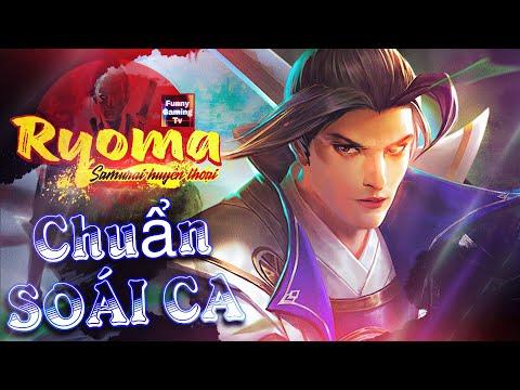 LIÊN QUÂN MOBILE | Trải nghiệm Skin mới vừa ra mắt Ryoma - Samurai Huyền Thoại cùng FUNNY GAMING TV