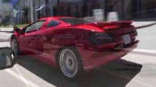 Cizeta V16T Super Car