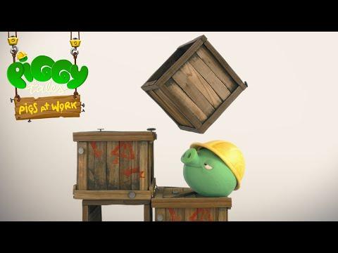 Piggy Tales - Prasatá v práci - Postavte to