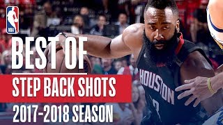 Best Step Back Plays: 2018 NBA Season