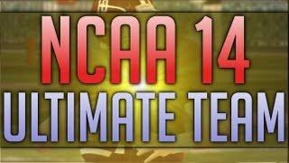 NCAA Football 14: Ultimate Team Coming To NCAA Football 14!