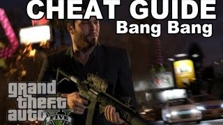 GTA V Cheat: Bang Bang