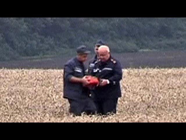 MH17: rebel leader claims black boxes are under his control in Donetsk