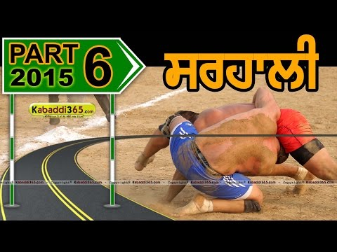Sarhali (Jalandhar) Kabaddi Tournament 17 Feb 2015 Part 6 by Kabaddi365.com