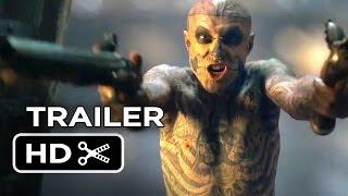 47 Ronin Official Trailer #2 (2013) Keanu Reeves Samurai