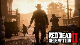 Red Dead Redemption 2 - Gameplay Video