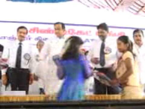 Syndicate Bank Branch Open At Thanjur Tamilnadu Finance Minister Sr P Chidambaram on