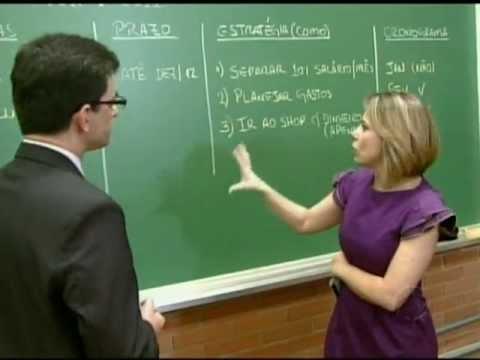 Borba fala sobre realização de metas ao Globo Comunidade - 31/12/2011