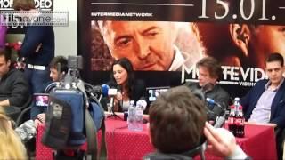 Montevideo, Vidimo Se (2014) Conferencia De Prensa