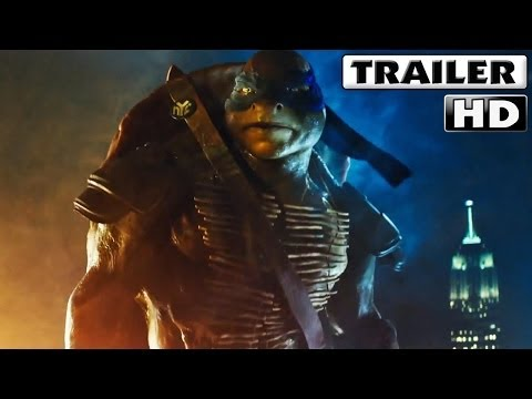 Ninja Turtles Teaser Trailer 2014 Español