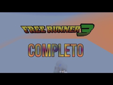 MINECRAFT - FREE RUNNER 3 (COMPLETO)