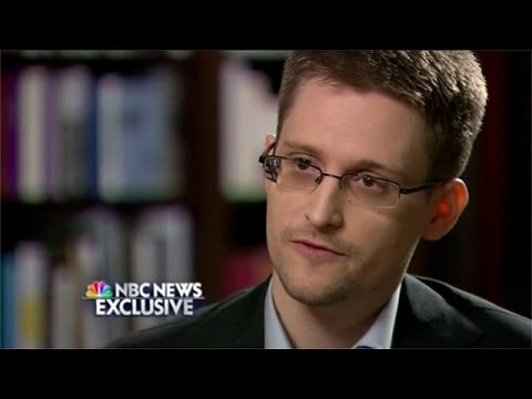 Edward Snowden Brian Williams NBC Interview Breakdown