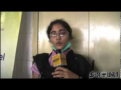 Polio Drops for Children below 5 years - Dinamalar Jan 19th 2014 Tamil Video News