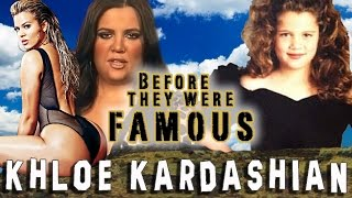 Khloe Kardashian | Before They Were Famous | Biography