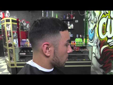 Low Fade haircut new how to cut hair fade