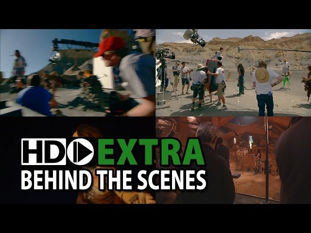 John Carter (2012) Behind the Scenes, Making of & B-Roll - Part2/3