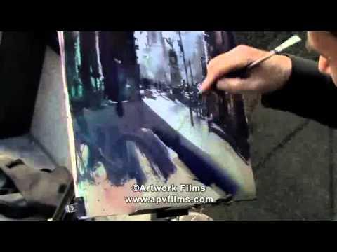 My Vision in Watercolour by Herman Pekel