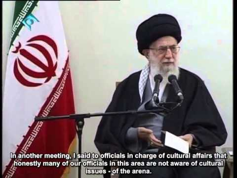[English Sub] World is going through fundamental changes - Excerpt- Ayatollah Khamenei March 2014