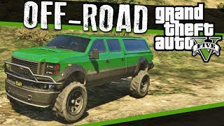 GTA V Off Road Mount Chiliad