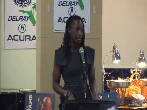 Hall of Fame 2012: Shontovia Williams