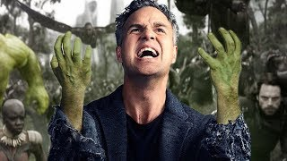 Why Bruce Banner Can't Turn Into The Hulk In Infinity War