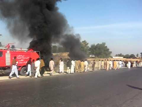 Wanhar Adda Tanker Accident