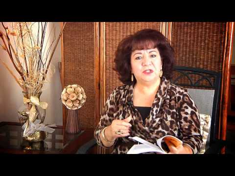 Vida en Él Lunes 07 Octubre 2013, Pastora Araceli Cesar