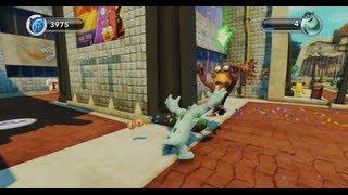 Disney Infinity Monsters University Play Set Part 4