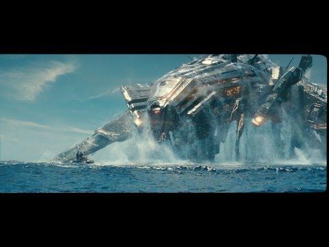 The water simulations of Battleship