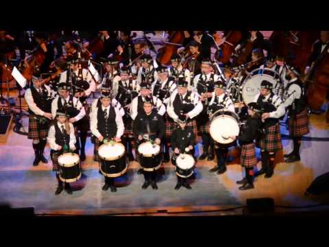 Wake and District | Chieftains | North Carolina Symphony - March to Battle