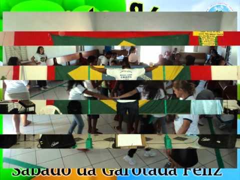 1º SÁGAFE - SÁBADO DA GAROTADA FELIZ - Brasil Para Cristo Ingá