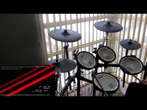 [ Sword Art Online II  ソードアート・オンライン ] Op3 [ Ignite - Eir Aoi ] Drum Cover