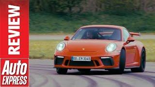 New Porsche 911 GT3 2017 review - wow, wow, WOW!. Auto Express.