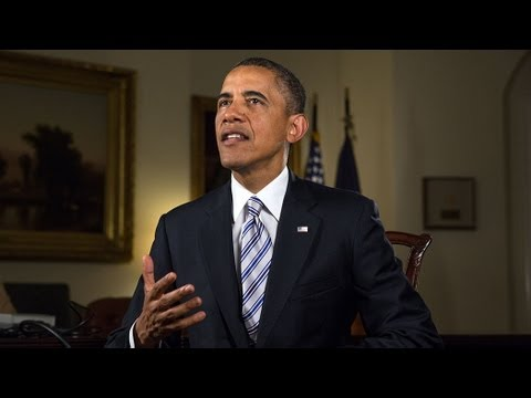 President Obama's Weekly Address: Celebrating Father's Day Weekend