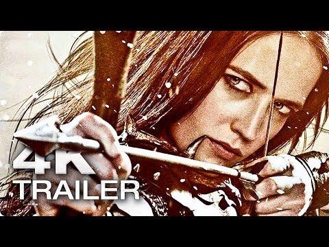 Exklusiv: 300: RISE OF AN EMPIRE Main Trailer 3 Deutsch German | 2014 [4K]
