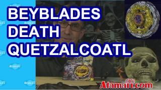 Beyblades Death Quetzalcoatl Beyblade Metal Fury Toy
