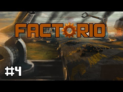 Factorio - Coal Transportation (Ep 4)
