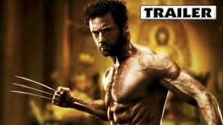 X-MEN ORIGINS The Wolverine TRAILER (2013)