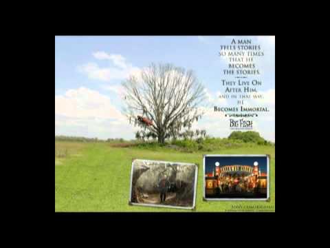 Big fish soundtrack finale youtube for Big fish soundtrack