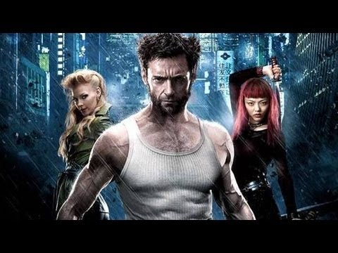 The Wolverine (2013) Movie Review by JWU
