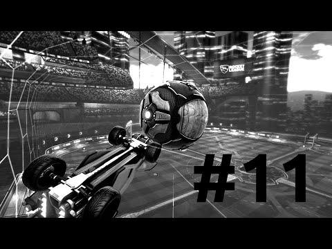Goals, Skills and Tricks Montage #11 - Rocket League