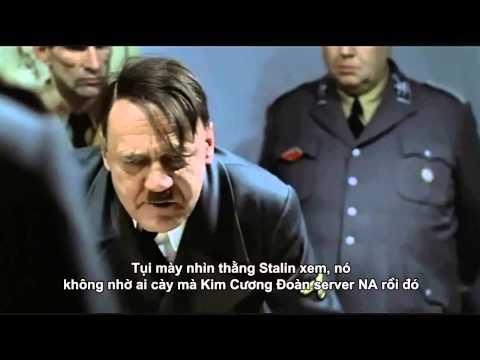 Hitler phát điên vì bọn test tướng Yasuo